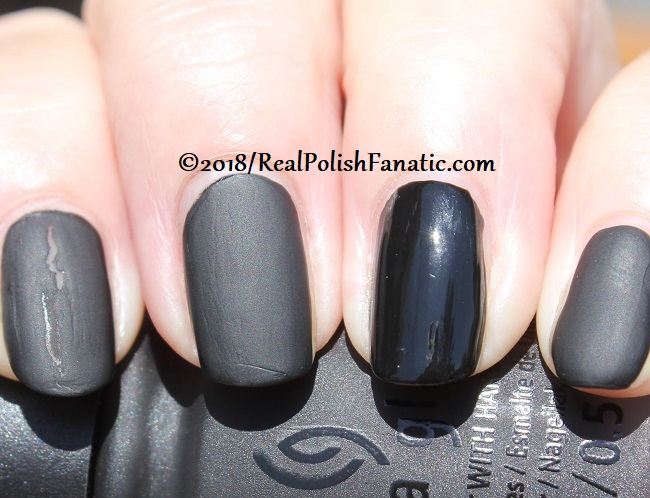 China Glaze - Shadies & Gentlemen -- Paint It Black Collection Halloween 2018 (10)