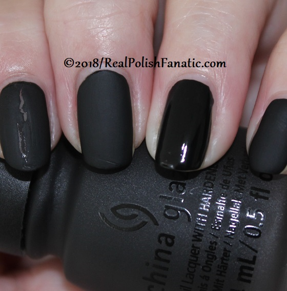 China Glaze - Shadies & Gentlemen -- Paint It Black Collection Halloween 2018 (3)