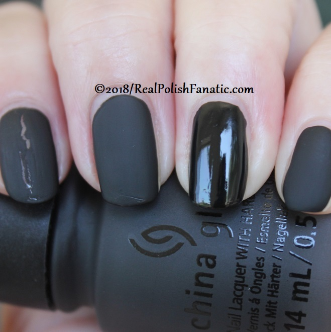 China Glaze - Shadies & Gentlemen -- Paint It Black Collection Halloween 2018 (6)
