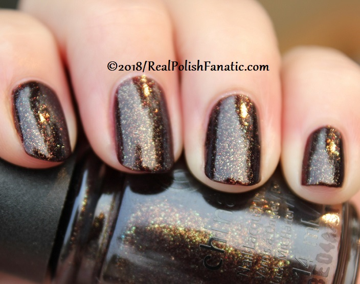 China Glaze - Aut-umn I Need That -- Ready To Wear FW 18 Collection (21)