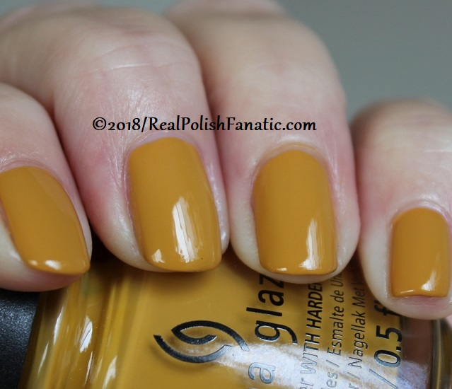 China Glaze - Mustard the Courage -- Ready To Wear FW 18 Collection (11)
