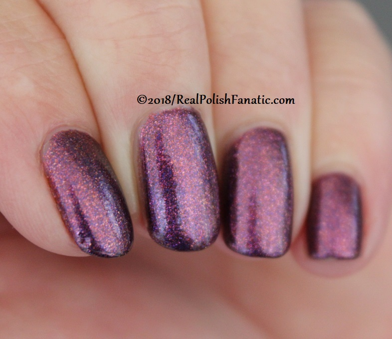 China Glaze - Pay It Fashion Forward -- Ready To Wear FW 18 Collection (13)