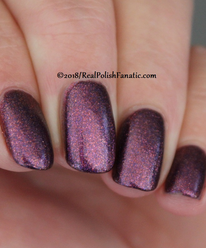 China Glaze - Pay It Fashion Forward -- Ready To Wear FW 18 Collection (14)