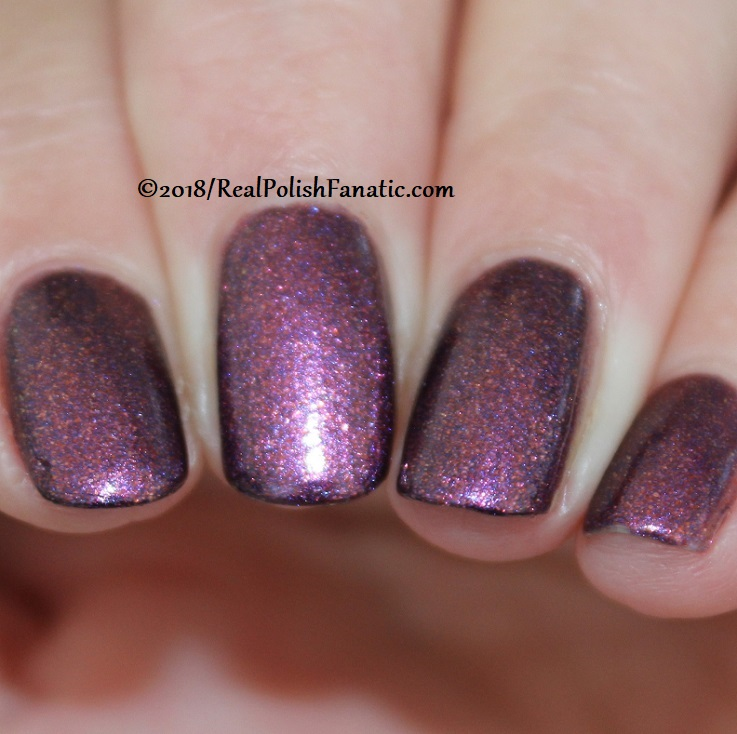 China Glaze - Pay It Fashion Forward -- Ready To Wear FW 18 Collection (16)