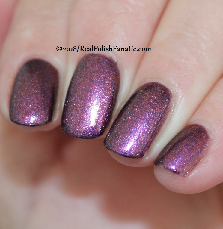 China Glaze - Pay It Fashion Forward -- Ready To Wear FW 18 Collection (17)