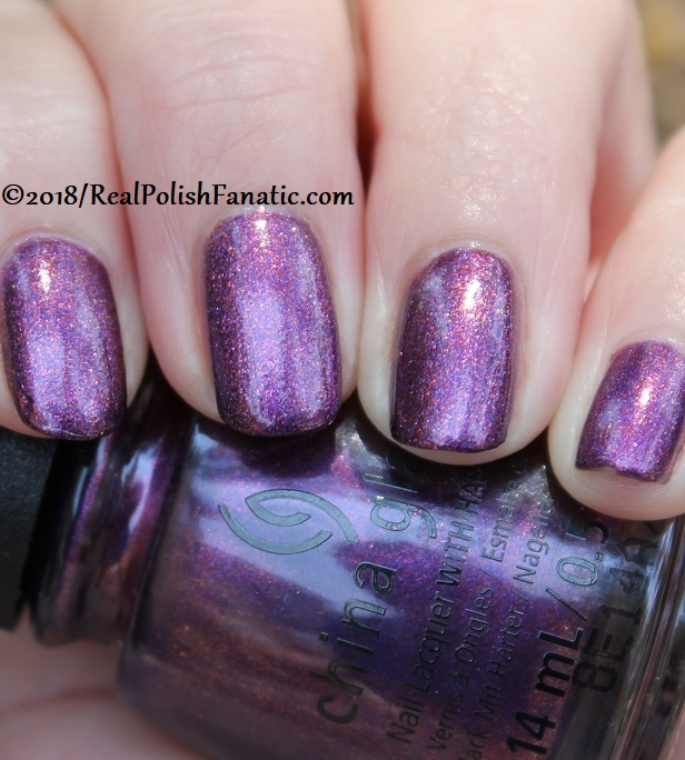 China Glaze - Pay It Fashion Forward -- Ready To Wear FW 18 Collection (23)