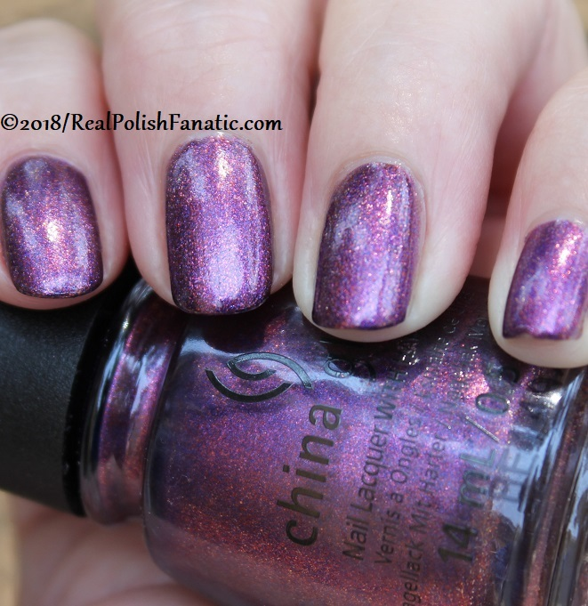 China Glaze - Pay It Fashion Forward -- Ready To Wear FW 18 Collection (27)