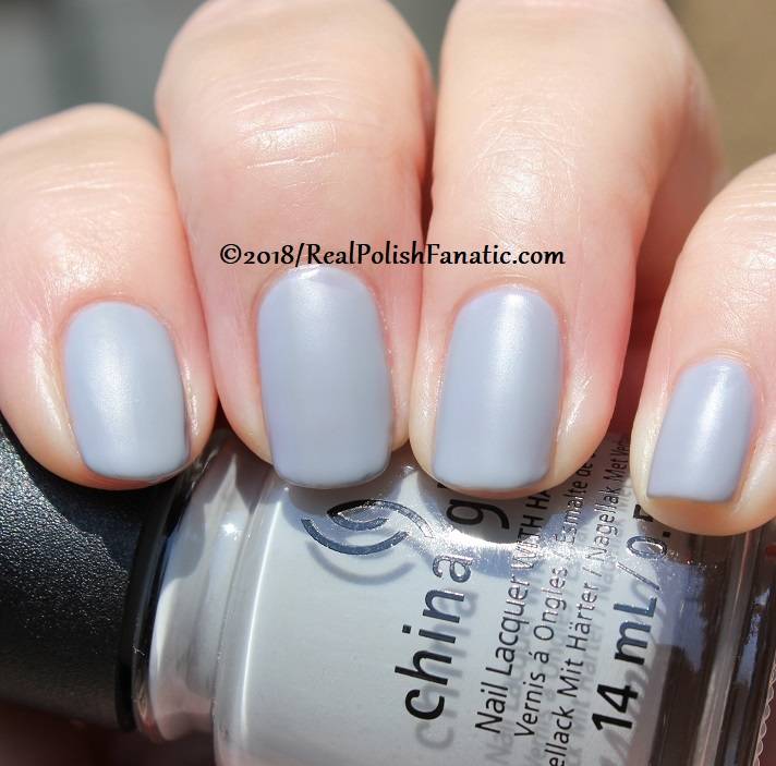 China Glaze - Pleather Weather -- Ready To Wear FW 18 Collection (15)