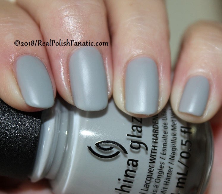 China Glaze - Pleather Weather -- Ready To Wear FW 18 Collection (3)