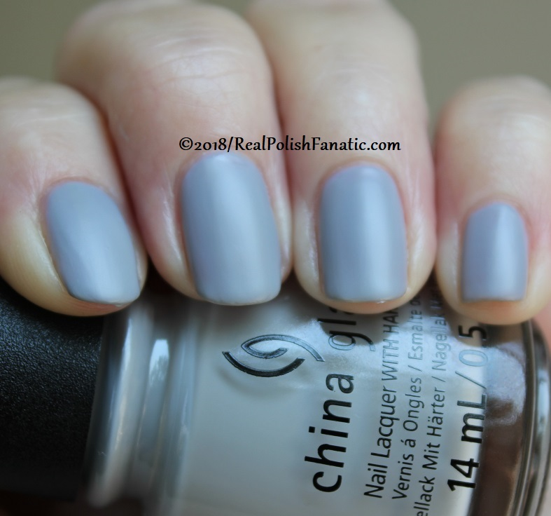 China Glaze - Pleather Weather -- Ready To Wear FW 18 Collection (9)