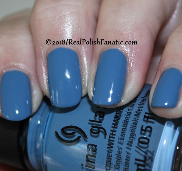 China Glaze - Sample Sizing Me Up -- Ready To Wear FW 18 Collection (2)