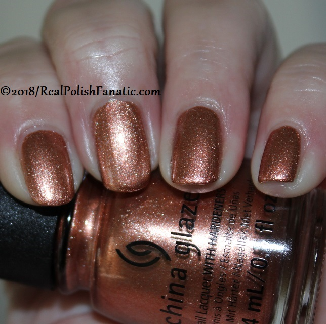 China Glaze - Swatch Out! -- Ready To Wear FW 18 Collection (2)