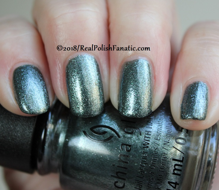 China Glaze - Vest Friends -- Ready To Wear FW 18 Collection (10)