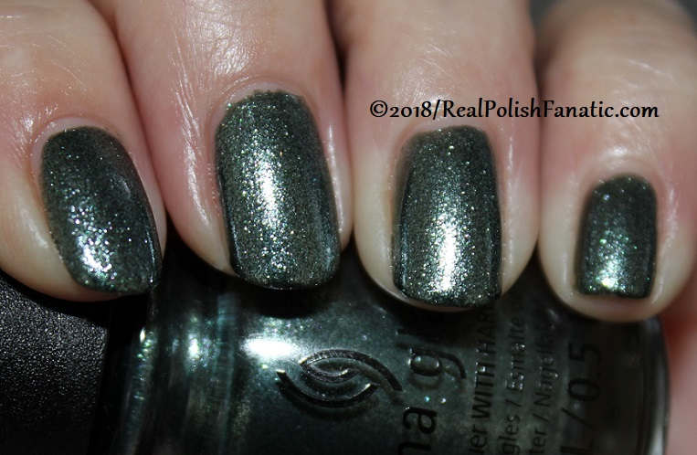 China Glaze - Vest Friends -- Ready To Wear FW 18 Collection (5)