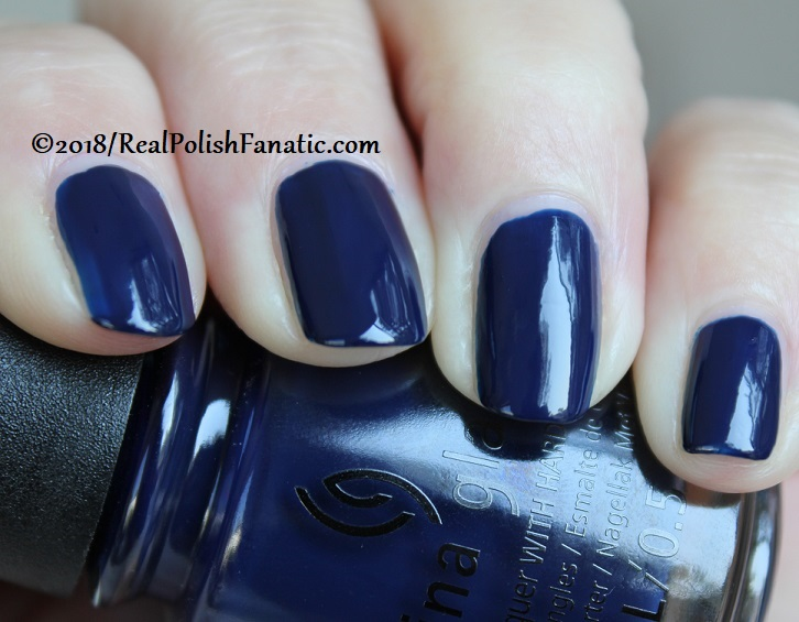 China Glaze - You Don't Know Jacket -- Ready To Wear FW 18 Collection (10)