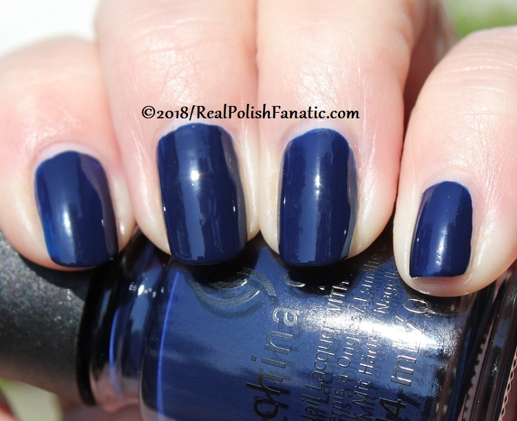 China Glaze - You Don't Know Jacket -- Ready To Wear FW 18 Collection (12)