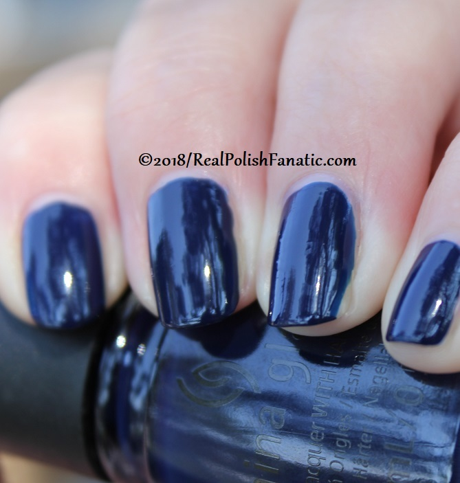 China Glaze - You Don't Know Jacket -- Ready To Wear FW 18 Collection (19)