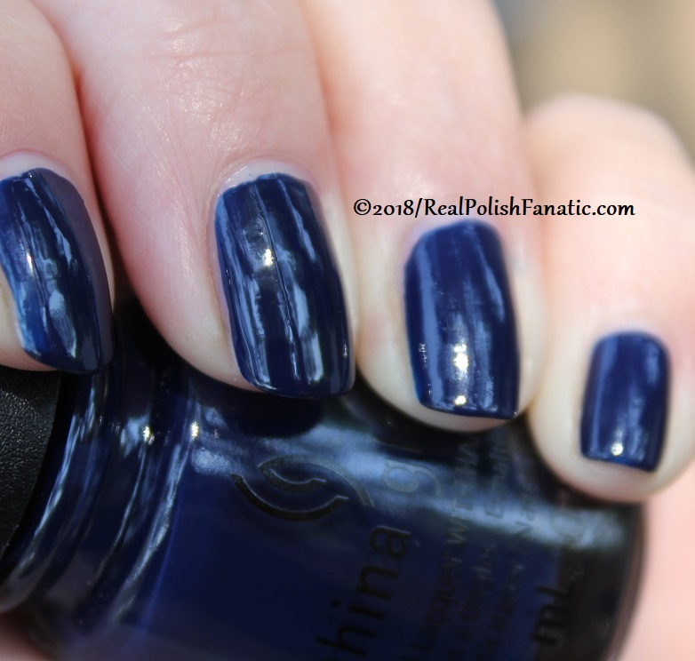 China Glaze - You Don't Know Jacket -- Ready To Wear FW 18 Collection (20)