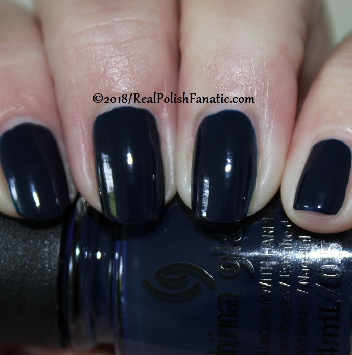 China Glaze - You Don't Know Jacket -- Ready To Wear FW 18 Collection (3)
