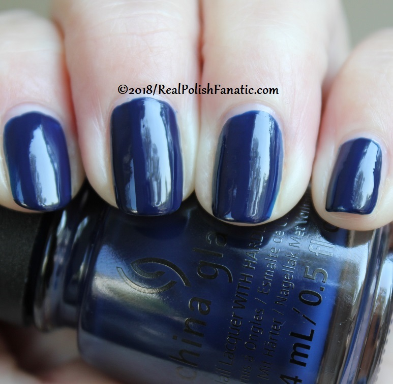 China Glaze - You Don't Know Jacket -- Ready To Wear FW 18 Collection (6)