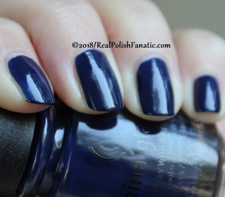 China Glaze - You Don't Know Jacket -- Ready To Wear FW 18 Collection (8)