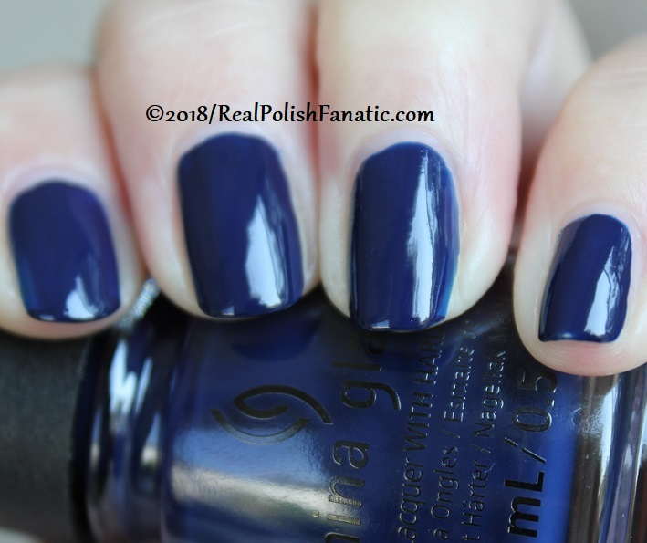 China Glaze - You Don't Know Jacket -- Ready To Wear FW 18 Collection (9)