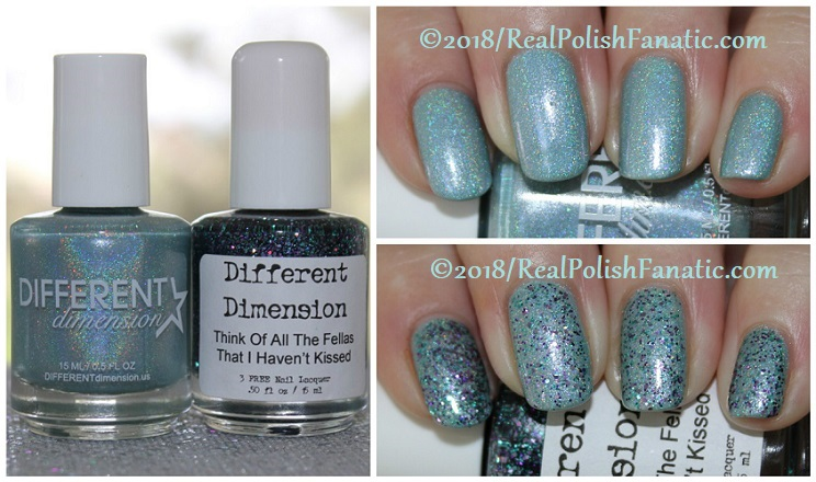 Different Dimension Enchant-mint & Think Of All The Fellas I Haven't Kissed (1)