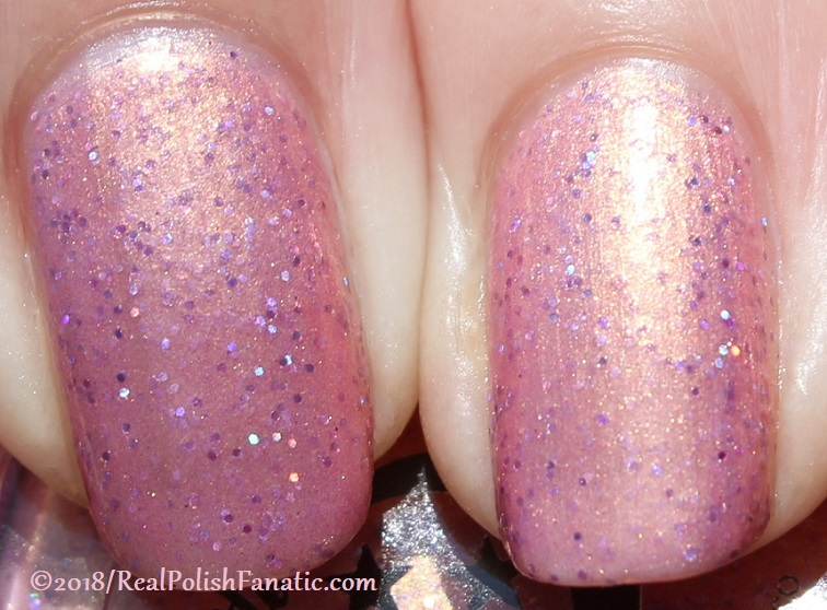 Geekish Glitter Lacquer – The Virgin -- AugSept 2018 Zodiac Series Virgo (65)