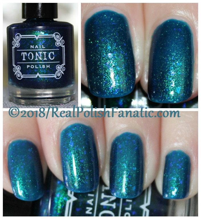 Tonic Polish - Miles To Go -- August 2018 Death Star Collection