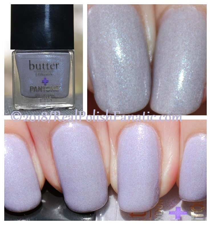 Butter London - Misty Lilac -- 2018 Pantone Color of the Year