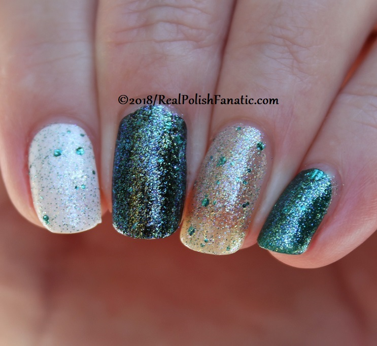 OPI - Can't Be Camouflaged! -- September 2018 Metamorphosis Collection (17)
