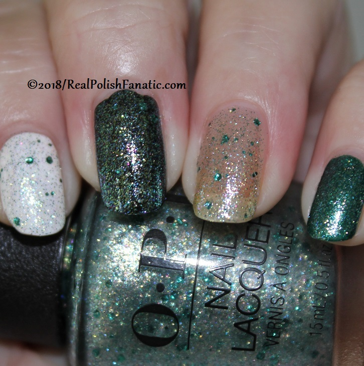 OPI - Can't Be Camouflaged! -- September 2018 Metamorphosis Collection (2)