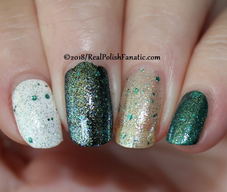 OPI - Can't Be Camouflaged! -- September 2018 Metamorphosis Collection (6)