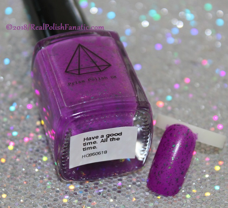 Prism Polish UK - Have A Good Time. All The Time. (2)