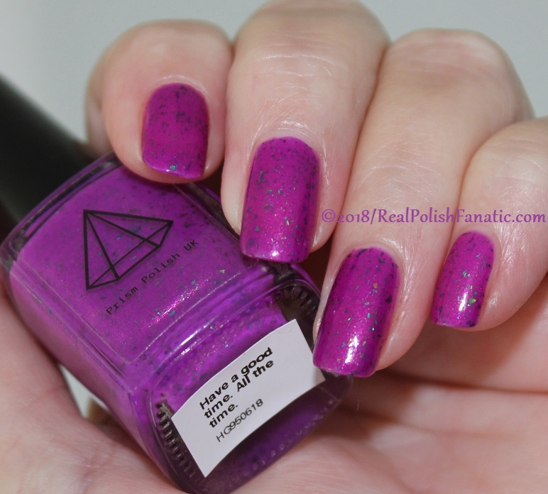 Prism Polish UK - Have A Good Time. All The Time. (9)