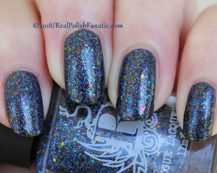 Rogue Lacquer - Creature From the Black Lagoon -- September 2018 PPU (21)