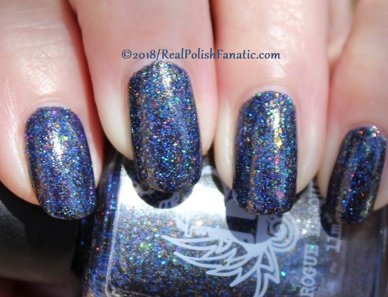 Rogue Lacquer - Creature From the Black Lagoon -- September 2018 PPU (24)