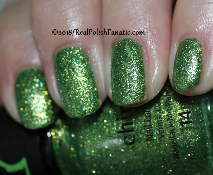 China Glaze - Grinchworthy -- Holiday 2018 Grinch Collection (4)