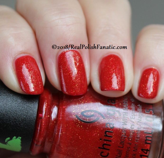China Glaze - Ho! Ho! No. -- Holiday 2018 Grinch Collection (15)