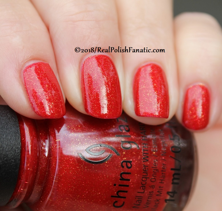 China Glaze - Ho! Ho! No. -- Holiday 2018 Grinch Collection (20)