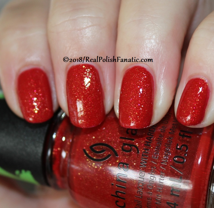 China Glaze - Ho! Ho! No. -- Holiday 2018 Grinch Collection (8)