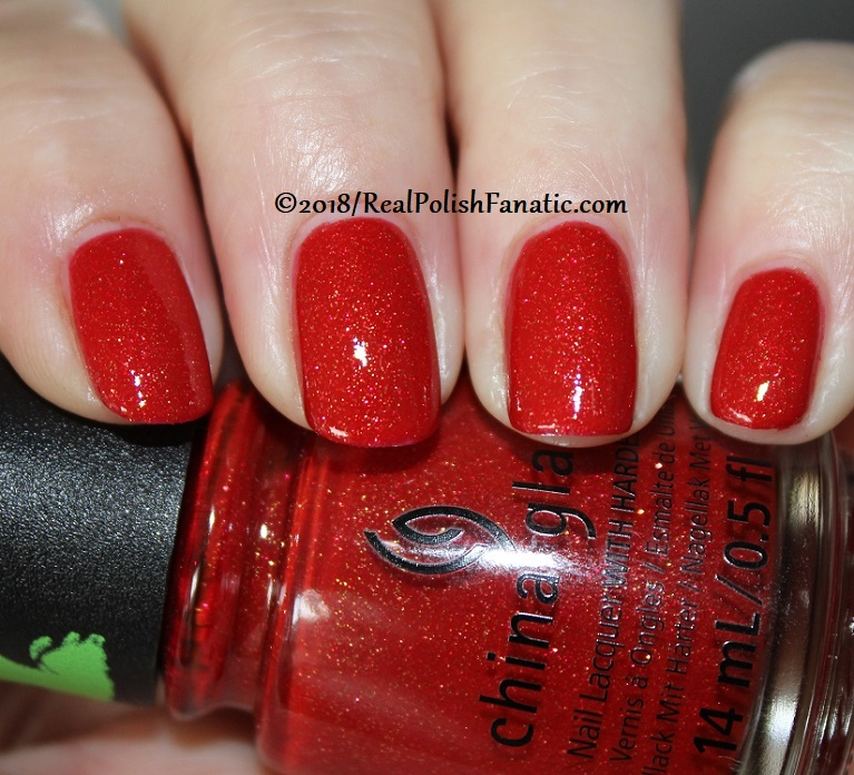 China Glaze - Ho! Ho! No. -- Holiday 2018 Grinch Collection (9)