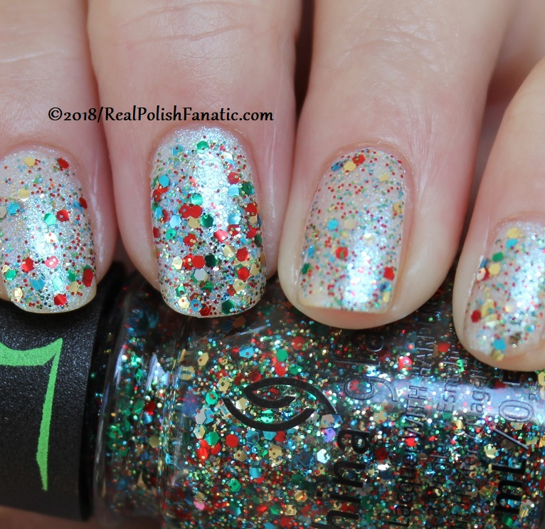 China Glaze - Resting Grinch Face -- Holiday 2018 Grinch Collection (13)