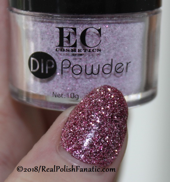 EC Cosmetics - DIP Powder System - No 53 -- Day 17 (3)