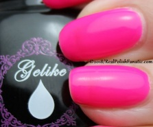 EC Cosmetics - Gelike Soak Off Gel -- No 40