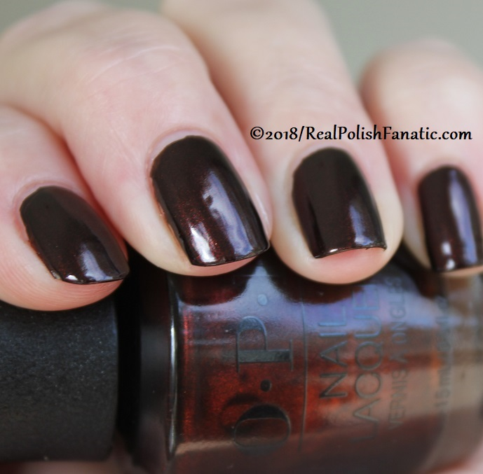 OPI - Black to Reality -- Holiday 2018 Disney's The Nutcracker and the Four Realms Collection (15)