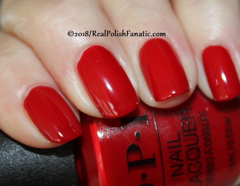 OPI - Candied Kingdom -- Holiday 2018 Disney's The Nutcracker and the Four Realms Collection (8)