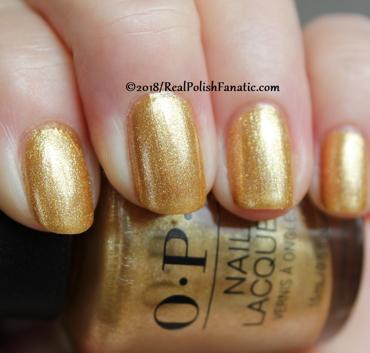 OPI - Dazzling Dew Drop -- Holiday 2018 Disney's The Nutcracker and the Four Realms Collection (11)