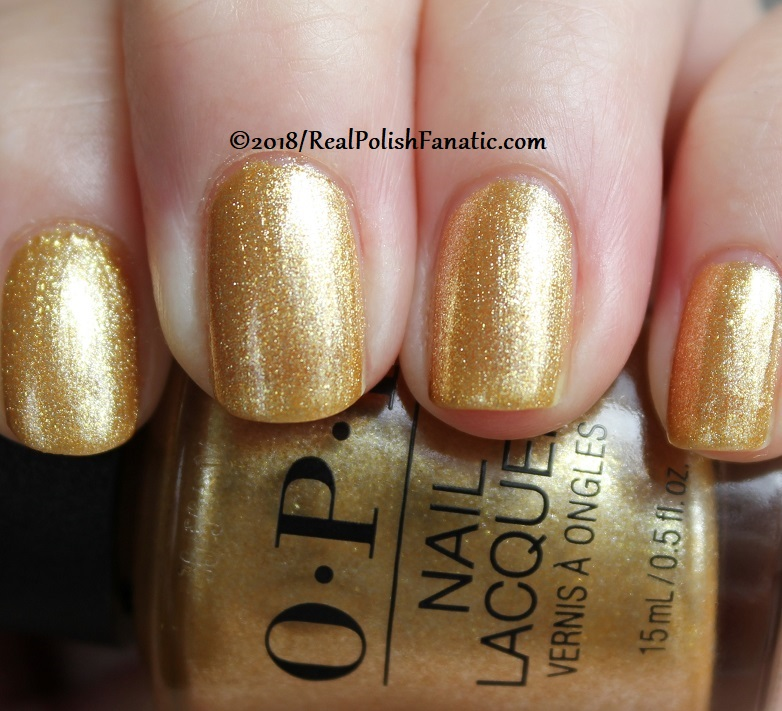 OPI - Dazzling Dew Drop -- Holiday 2018 Disney's The Nutcracker and the Four Realms Collection (12)