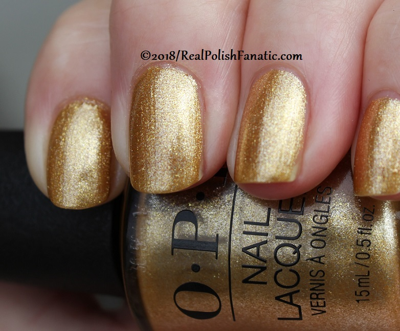OPI - Dazzling Dew Drop -- Holiday 2018 Disney's The Nutcracker and the Four Realms Collection (15)